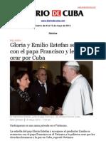 Boletín de Diario de Cuba | Del 8 al 15 de mayo de 2013