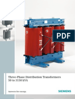 Distribution Transformers General US