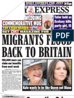 Daily Express 2011 04 25