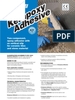 144 Kerapoxy Adhesive Gb NoRestriction