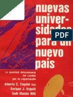 Nuevas Universidades 1972
