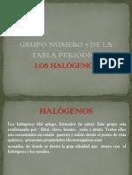 GRUPO NUMERO 7 DE LA TABLA PERIÓDICA