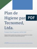 Ejemplo Plan Higiene y Salud Ocupacional Bolivia
