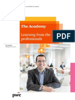 PwC's Academy Middle East