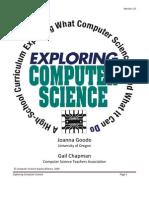 Basics of computer science