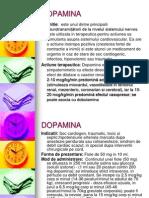 Dopamina Si Dobutamina