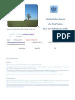 Lichfield WInd Turbine Planning Application Aviation Report