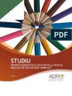 Studiu Privind Disparitatile in Regiunea Nord Est DRAFT 2