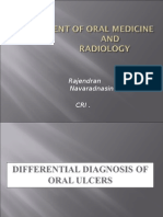 Diferential Diagnosis Of Ulcers.