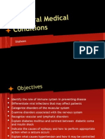 general medical conditions1