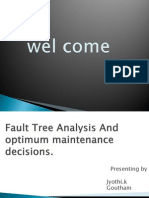 Fault Tree Analysis TQM