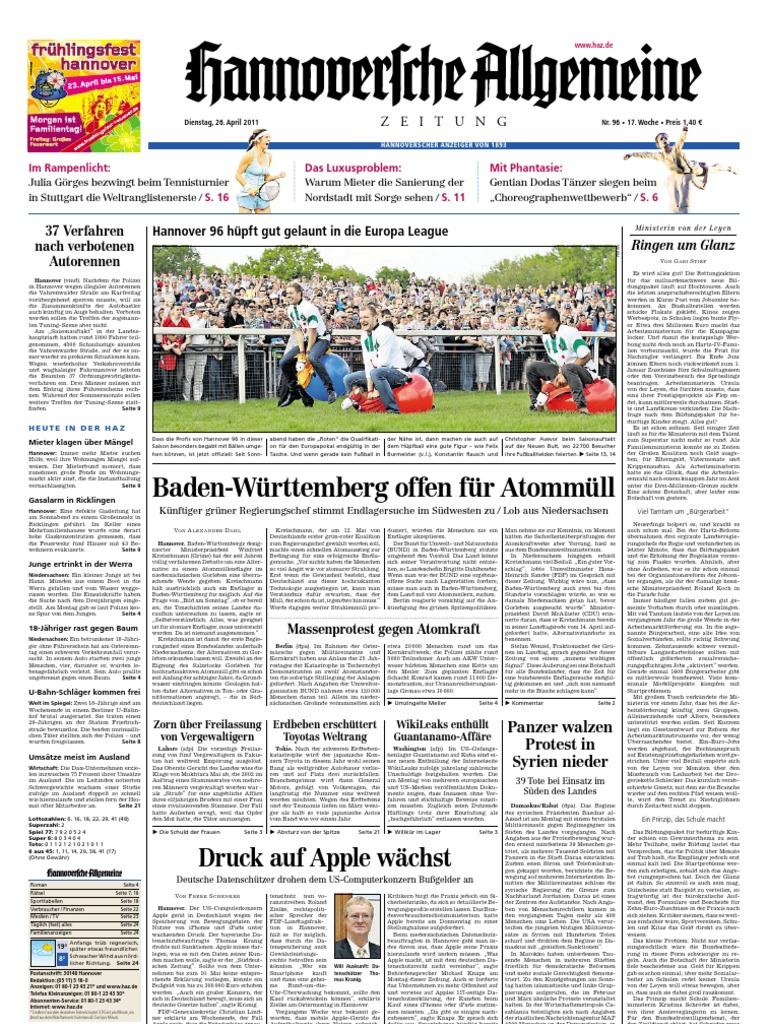 Zu viel Alkohol 44-J hriger stirbt in Hannover