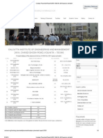 Campus Placement Report 2013 CIEM for 2013 Passes Out Batch
