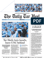 The Daily Tar Heel for May 16, 2013