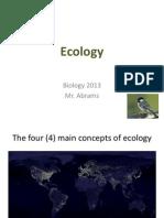 Ecology DTP