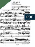 Beethoven - Piano Sonata No 8 'Pathetique' Op 13 - Piano(18P)