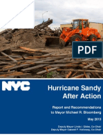 Sandy After Action Report