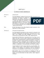 Estatutos de Cruz Roja Española