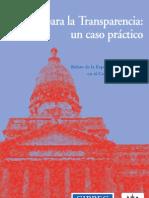 L Transparencia, Acciones Para La Transparencia, 2004