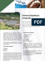 Agua de Quito - Sistema Papallacta Integrado