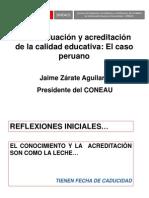La autoevaluación y la acreditación - 250811.pptx