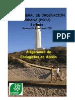 Aleg. PGOU-EIA Barbate 5-13