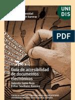 Capitulo IV Accesibilidad PDF