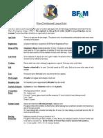 PDL Rules