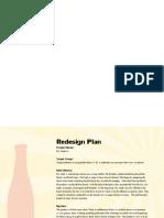Dry Soda Re-Design Book
