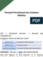 Penyakit Periodontal Dan Diabetes Mellitus