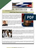 LNR 77 (Revista La Nueva Republica) 16 de Mayo de 2013 Cubacid.org