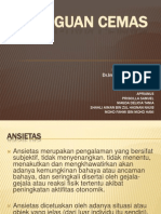 Gangguan Cemas II