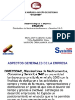 diseño de sistema de distribucion