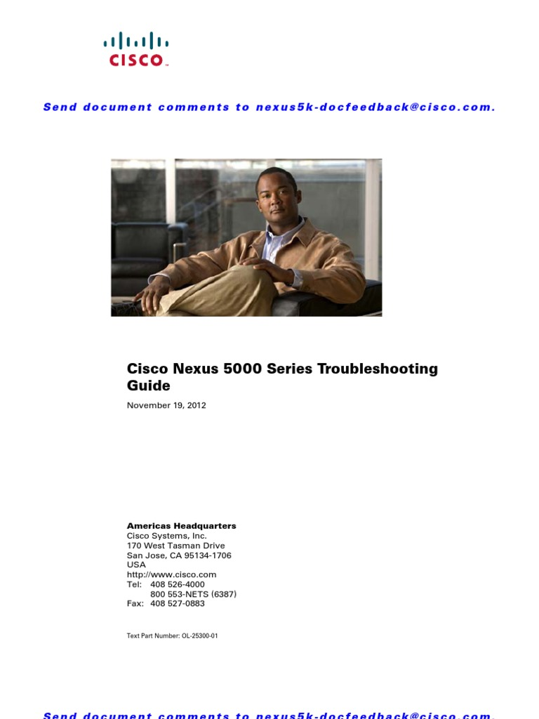 Cisco Nexus 5000 Series Troubleshooting Guide | Network
