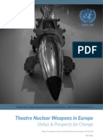 Theatre Nuclear Weapons in Europe