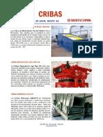 SOCMIN - Cribadoras para minería e industria en Latino América