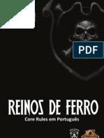 Reinos de Ferro - Core Rules (Em Português)  - Taverna do Elfo e do Arcanios