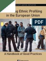 Redukovanie etnického profilovania menšín v Európskej únii - Open Society Foundation