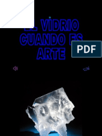 Arte en vidrio