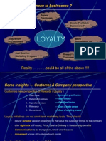 30443853 Brand Loyalty Ppt