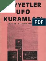 Kitap 22 Sovyetler Ufo Kuramları