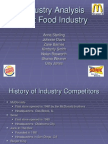 Industry Analysis PP