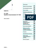 s71500 System Manual Fr-FR Fr-FR