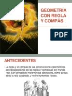 GEOMETRÍA CON REGLA Y COMPÁS.pptx