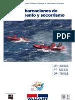 Embarcaciones salvamento