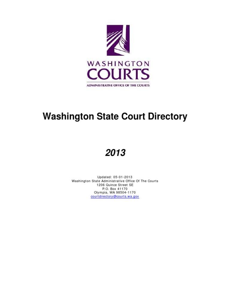 Franklin Court Directory | Crime et justice | Justice