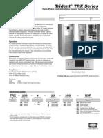trx spec sheet