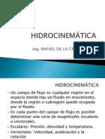 CLASE HIDROCINEMÁTICA
