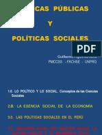 Lo Social y Las Politicas Sociales Marzo 2011-Figueroa