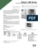 trn spec sheet
